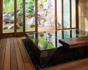 Poolhouse Sauna