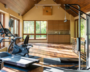 Poolhouse Gym