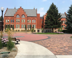 Legacy Plaza, UM-Western, Improvements by Richard M. Shanahan Architects, Inc