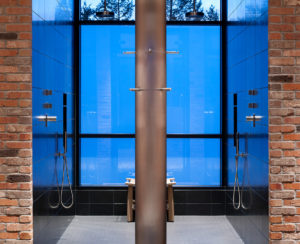 Skyhouse Shower CTA Architects Engineers